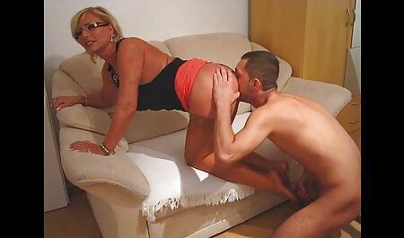 Blonde Mère Mange film porno vf complet Maîtresse Anal Phallus, Définir Son Chien Style